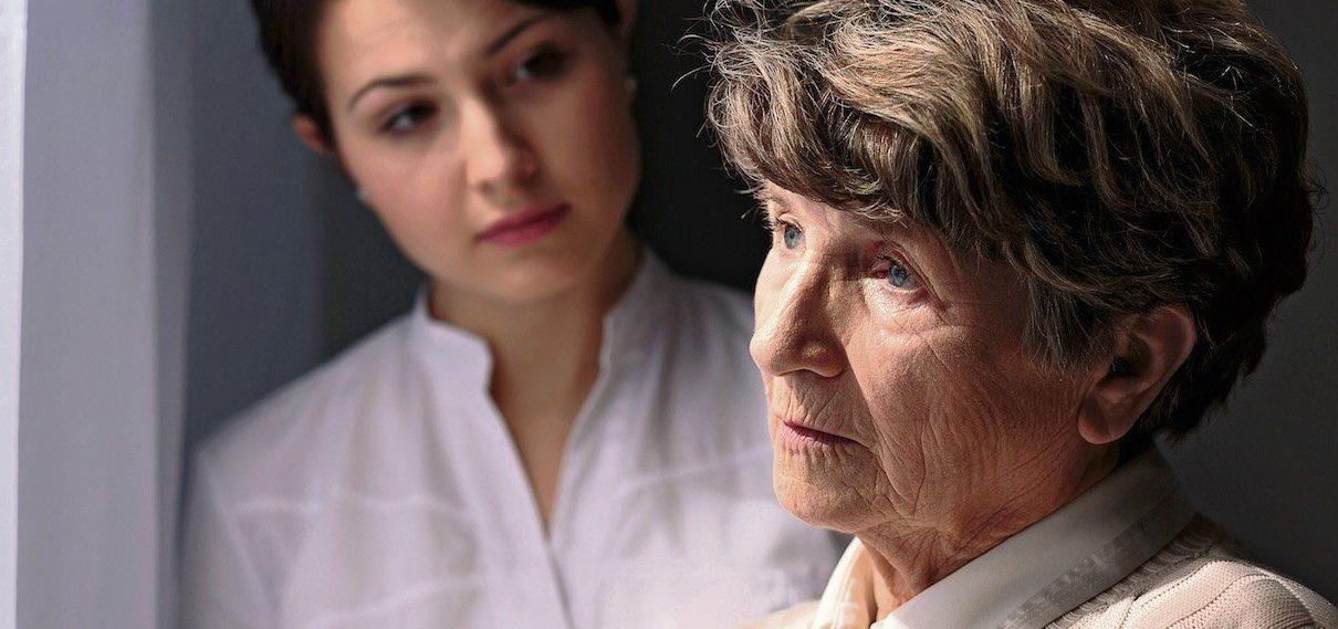 Problèmes de santé mentale chez les personnes âgées