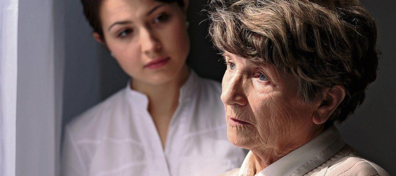 Les problèmes de santé mentale chez les personnes âgées