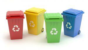 le tri sélectif des déchets hospitaliers