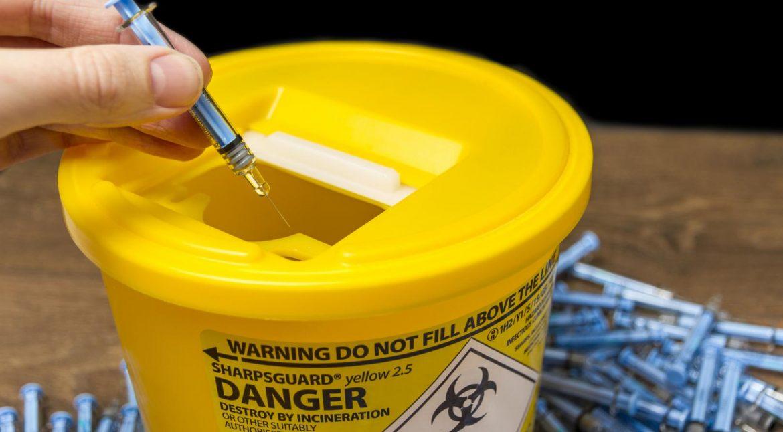 Les déchets médicaux sont-ils recyclés en France ?