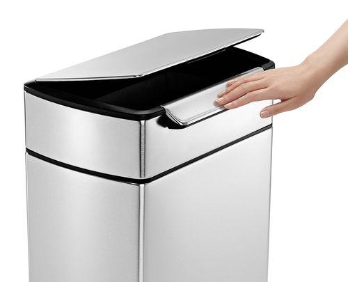 Simplehuman poubelle 40 litres Touch-bar – Test et Avis complet